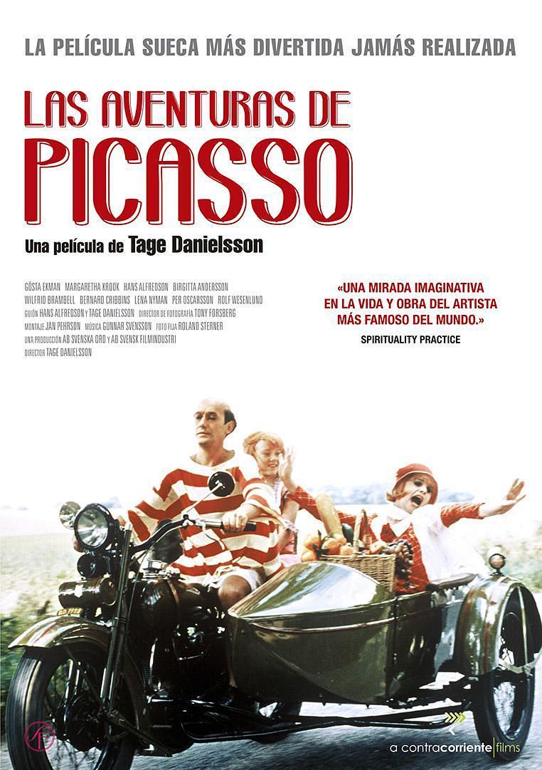 毕加索的奇异旅程