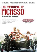 毕加索的奇异旅程海报