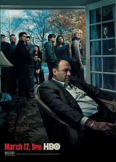 黑道家族  第六季海报