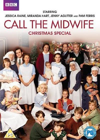呼叫助产士:2012圣诞特别篇海报
