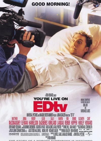 艾德私人频道海报