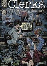 Clerks: The Lost Scene海报