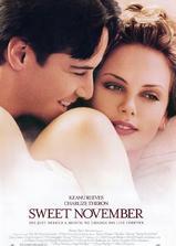 甜蜜十一月海报