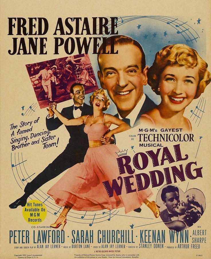 王室的婚礼
