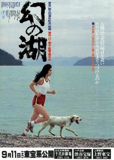 幻之湖海报