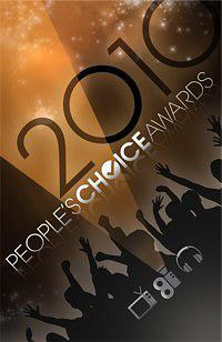 第36届美国人民选择奖颁奖典礼海报