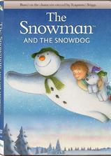 雪人与雪犬海报