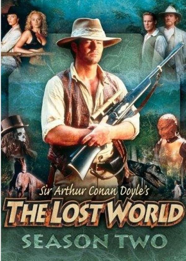 遗失的世界 第二季
