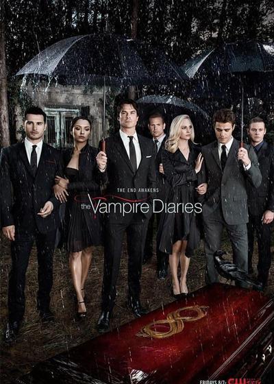 吸血鬼日记 第八季海报