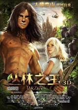 丛林之王海报