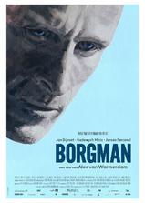 博格曼海报