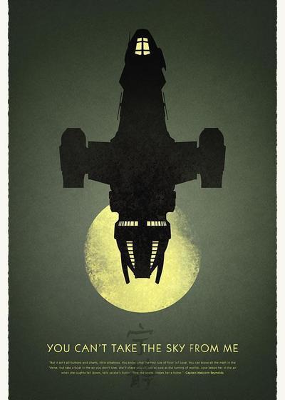 萤火虫10周年纪念海报