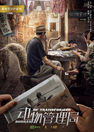 动物管理局海报