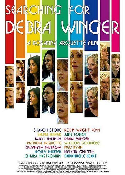 关于黛布拉·温格海报