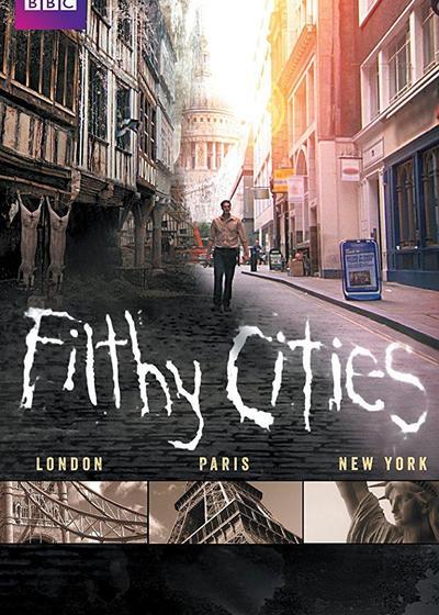 肮脏的城市海报
