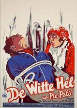 帕鲁峰的白色地狱海报