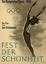 奥林匹亚2:美的祭典海报