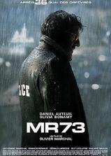 MR 73左轮枪海报