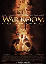 战争房间海报