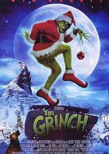 圣诞怪杰海报