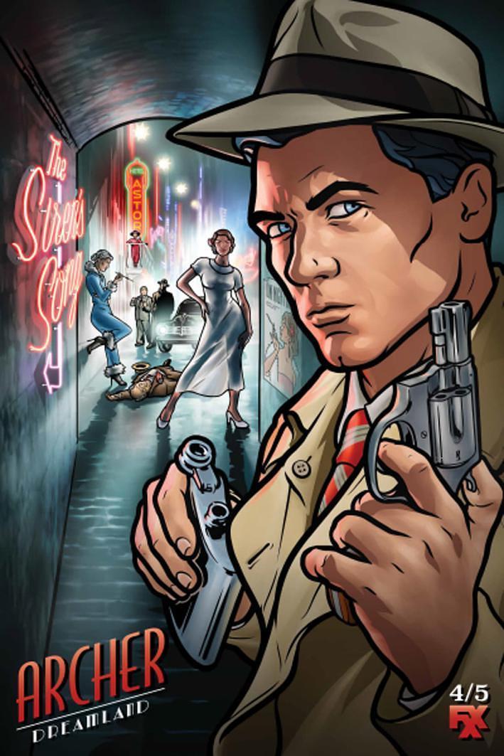 间谍亚契 第八季