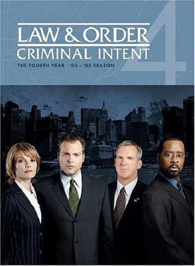 法律与秩序:犯罪倾向 第四季海报