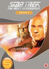 星际旅行:下一代 第五季海报