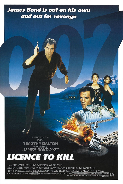 007之杀人执照