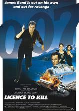 007之杀人执照海报