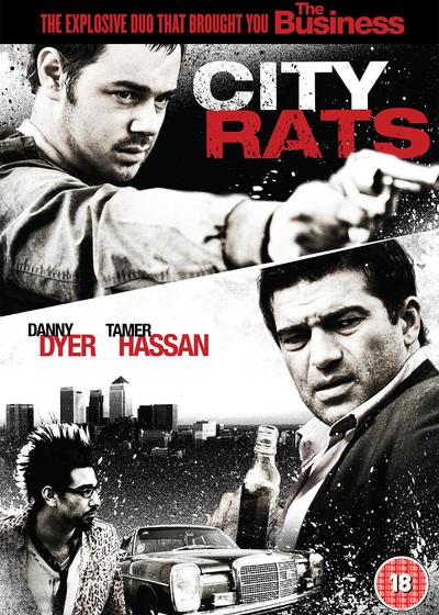 城市里的老鼠海报