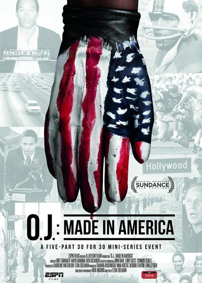 辛普森:美国制造海报