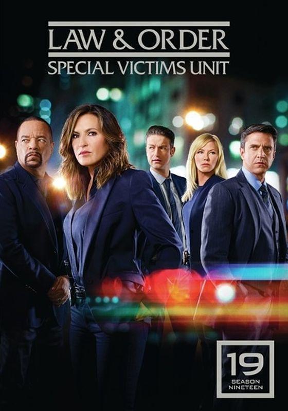 法律与秩序:特殊受害者 第十九季