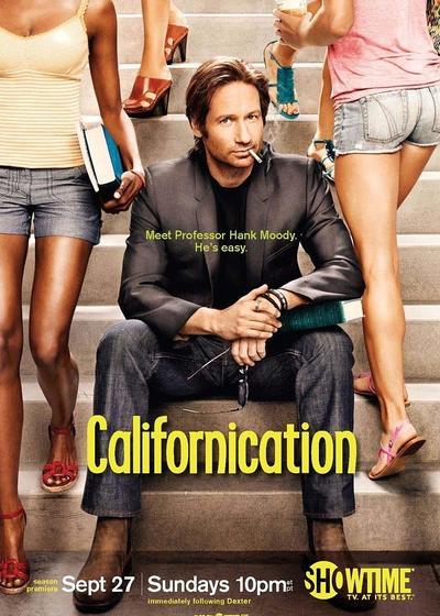 加州靡情  第三季海报