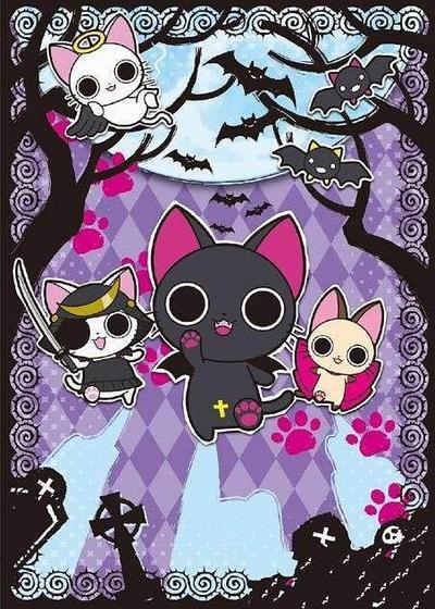 吸血猫海报