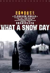 我最中意的雪天海报