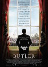 白宫管家海报