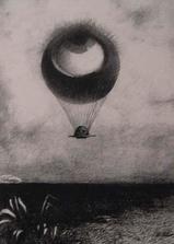 奇异气球似的眼海报