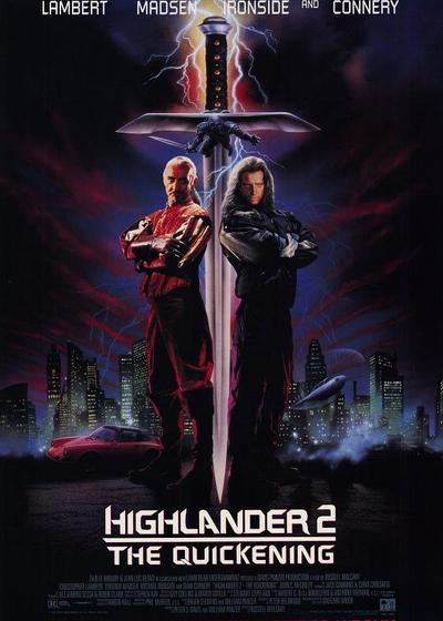 高地人2:天幕之战海报