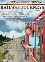 欧洲铁路之旅 第一季