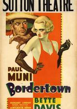 边境小镇海报