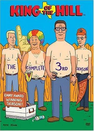 乡巴佬希尔一家的幸福生活 第三季海报