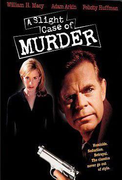 五星级谋杀案海报