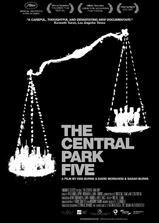 中央公园五罪犯海报