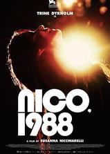 1988年的妮可海报