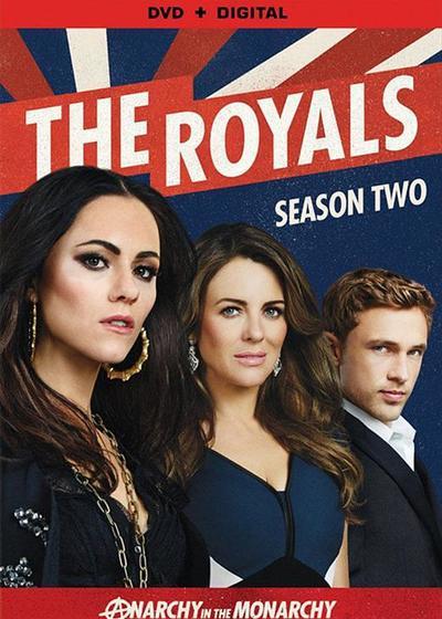 王室 第二季海报