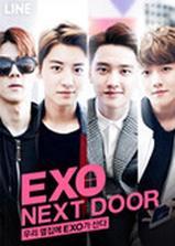 我的邻居是EXO海报