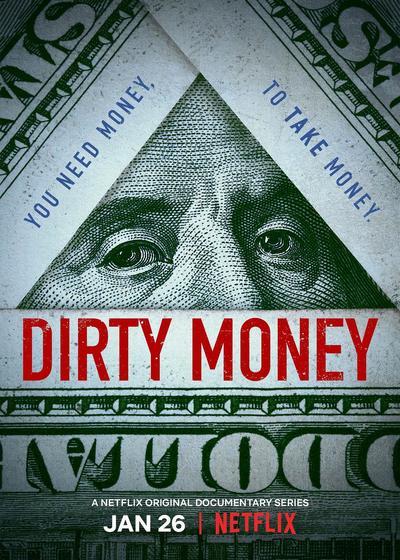 黑钱 第一季海报