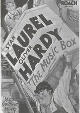 音乐盒海报