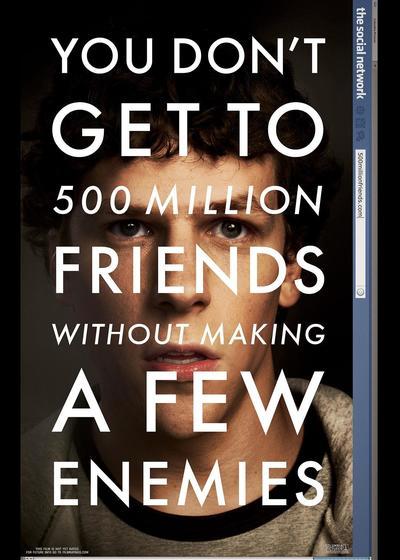 社交网络海报