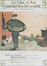 暗杀吉斯公爵海报